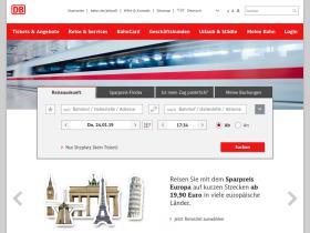 Sparpreise Deutsche Bahn 2021