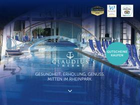 claudius-therme.de